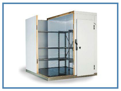 Холодильные камеры и комплектующие